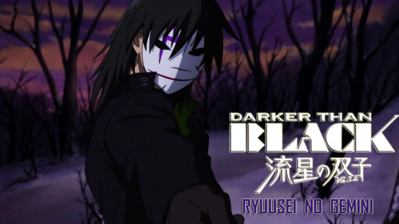 Darker Than Black Stream