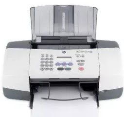 HP Officejet 4100 All-In-One Driver Printer Download