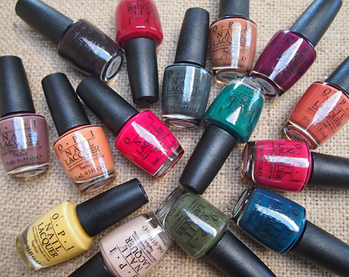 Alison Elle Vancouver Fashion Beauty And Lifestyle Blog Opi Washington Dc Nail Polish Collection