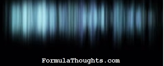 FormulaThoughts.com Podcast
