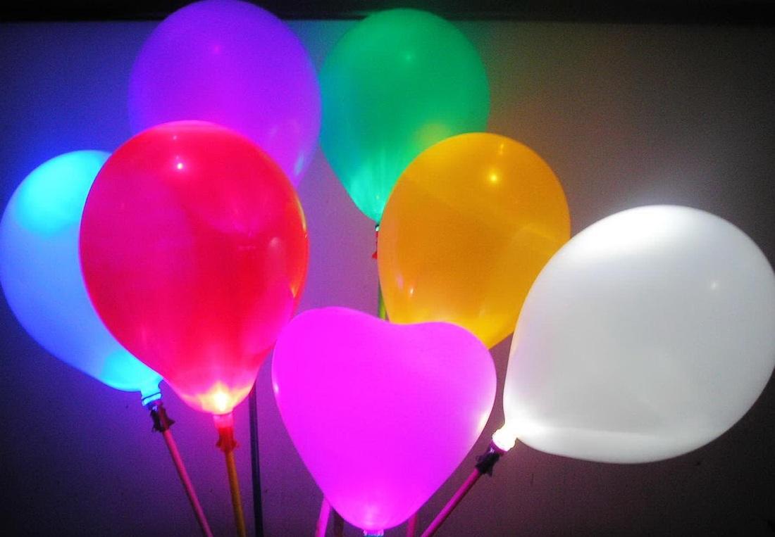 Balon Dekorasi Promosi Latex Dan Mainan