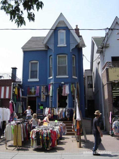 www.annecharriere.com, anne charriere voyage, toronto, canada,