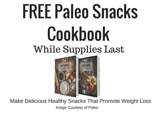 Paleo Snacks Ebook for Weight Loss