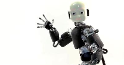 Bambino robot sorveglia e riabilita: ICub