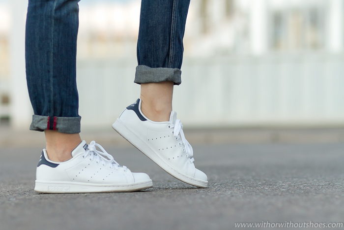 BLog adictaaloszapatos zapatillas Adidas Originals blancas