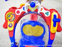 Sepeda Roda Tiga Family F825ET Lion Suspensi Seri Pesawat