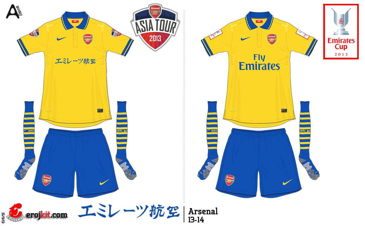 Camisa do Arsenal. 067e735eb7bb3