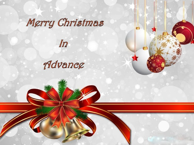 Advance merry christmas 2017 wishes quotes messages merry advance merry christmas messages m4hsunfo