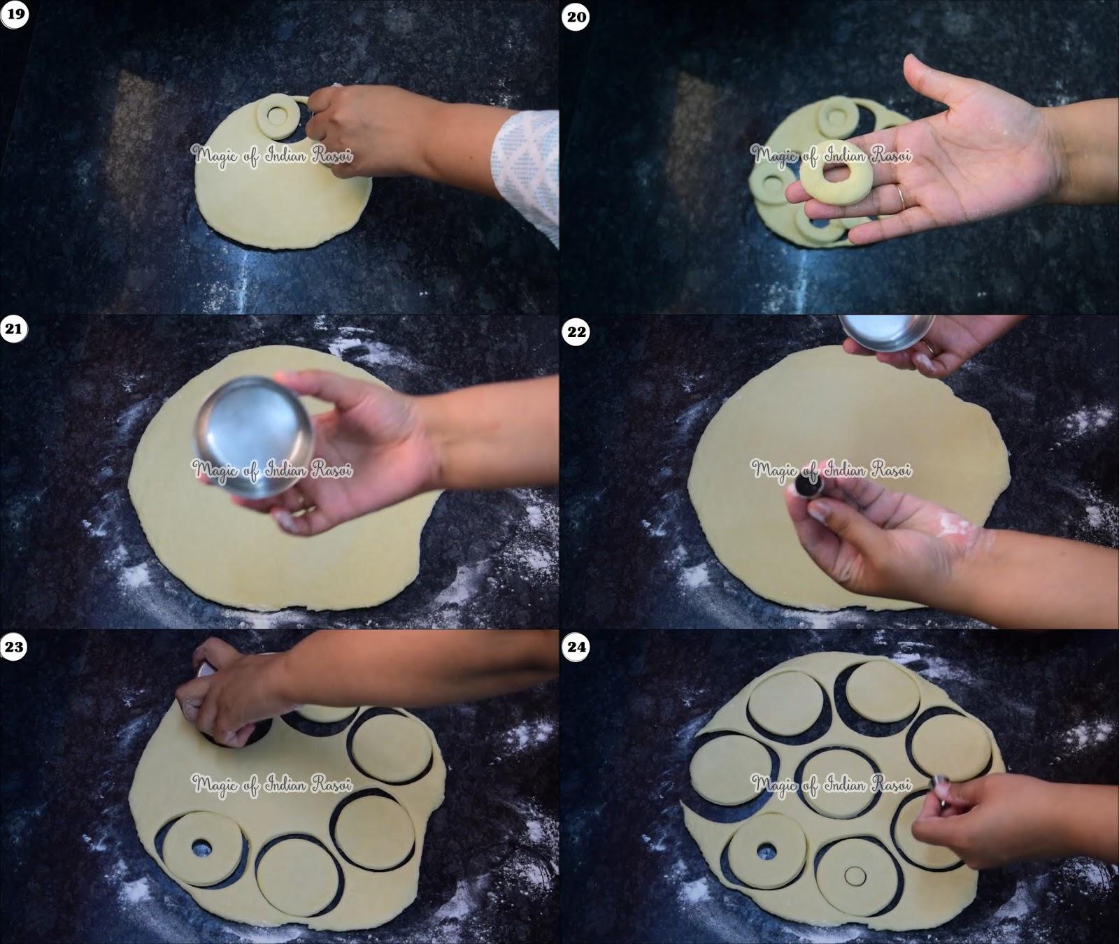 Eggless Donuts Recipe (Soft & Spongy) - 5