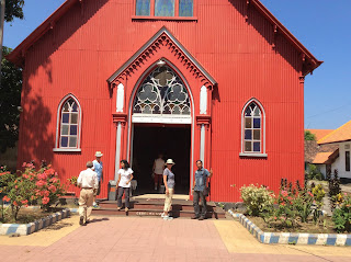 red church probolinggo