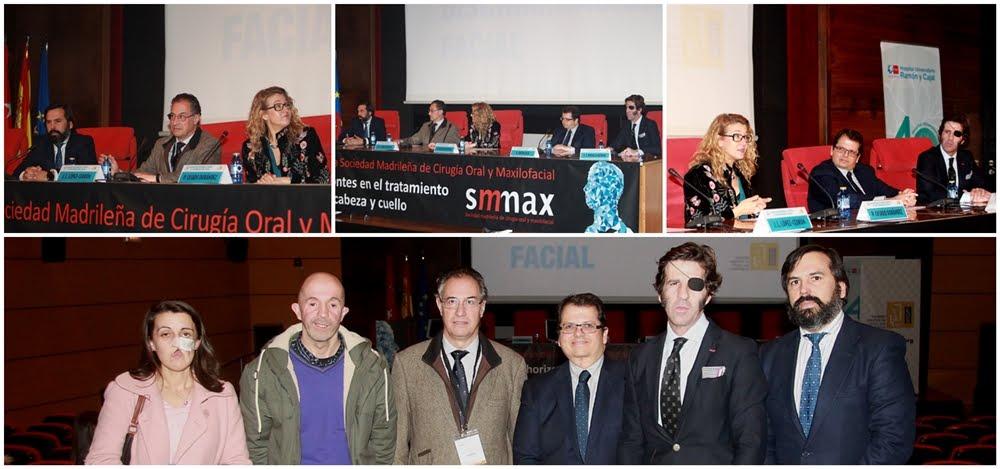 Padilla apadrina la presentación de la Asociación Española contra la Discriminación Facial