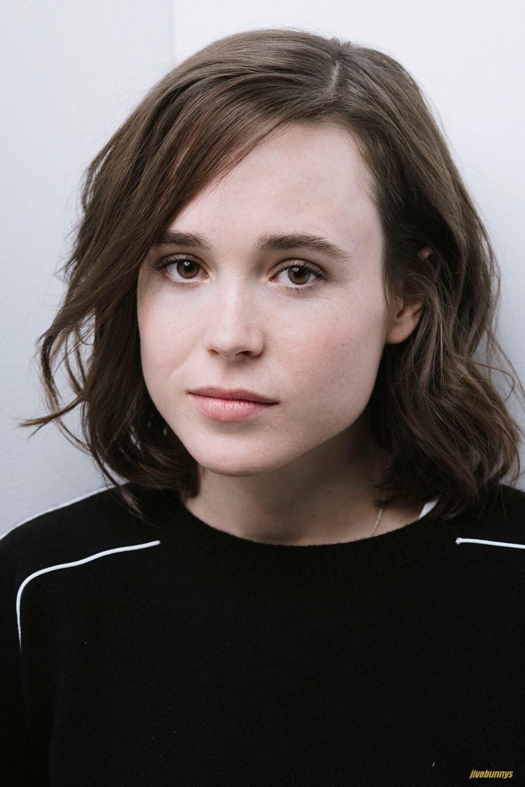 Jivebunnys Female Celebrity Picture Gallery: Ellen Page ... Ellen Page