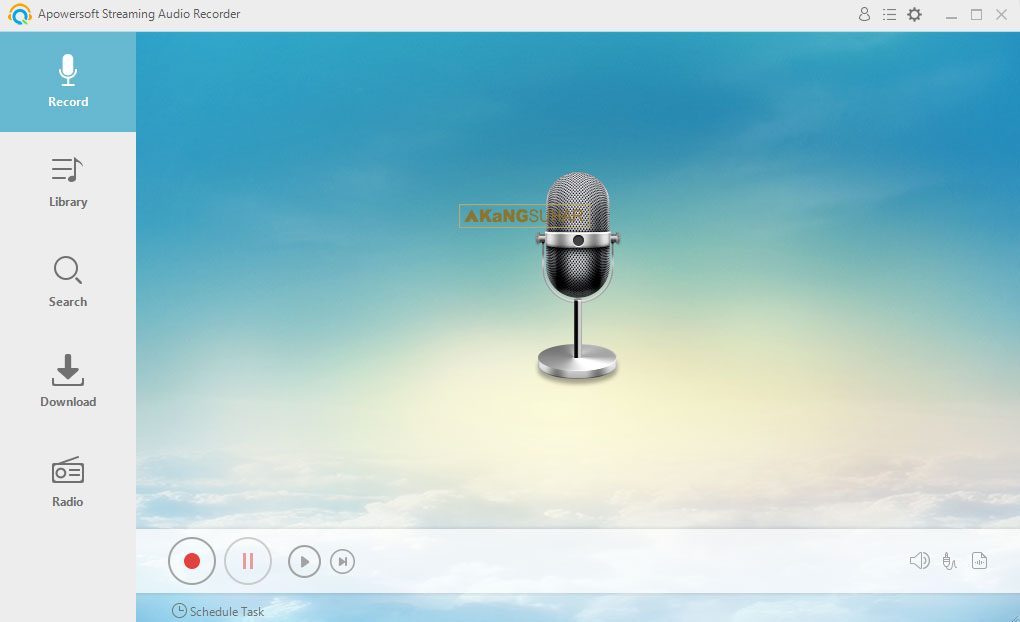 Download Apowersoft Streaming Audio Recorder 4.1.8 Full Version