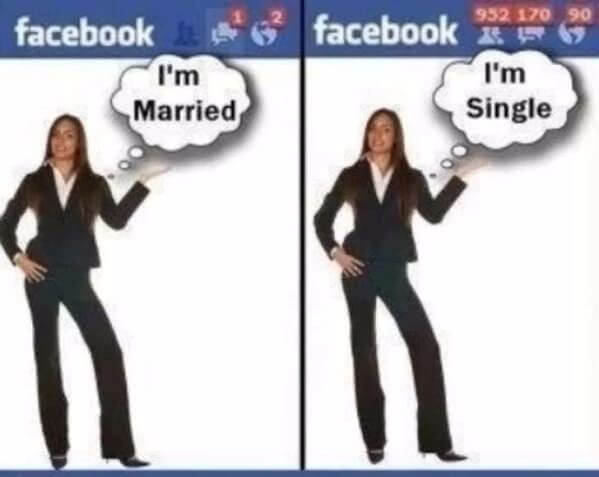 16 Funny Pictures Of The Startling Differences Between Single And Married Life - Unfortunately it's not always like that