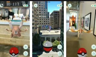 Tải game Pokemon GO APK V7A  - Trò chơi Pokemon