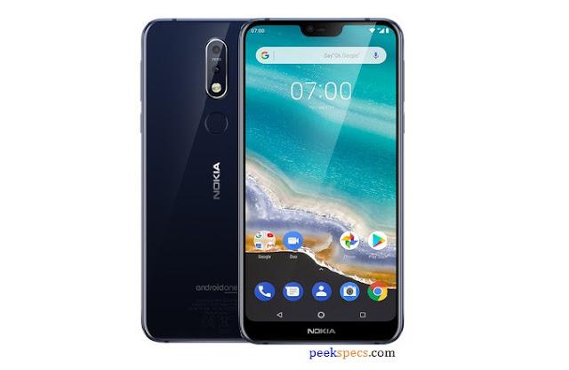 Nokia 7.1 Full specs
