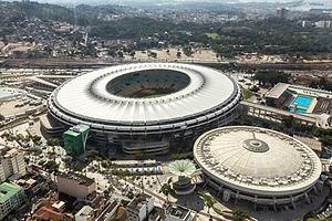 Rio de Janeiro  Stadio Maracanã