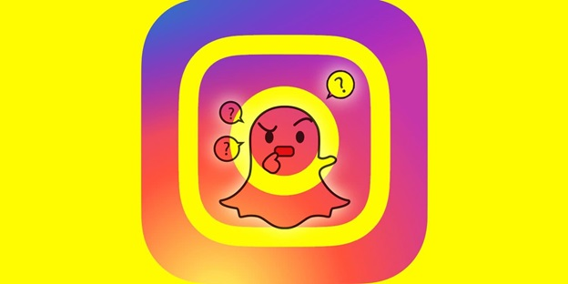 Snapchat felt on to its knees at the hands of Instagram with its storytelling feature, which was later on integrated with multifaceted editing features.