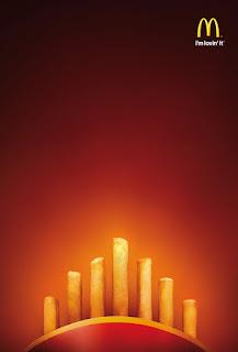 اعلانات شركة ماكدونالدز McDonald's للعيد