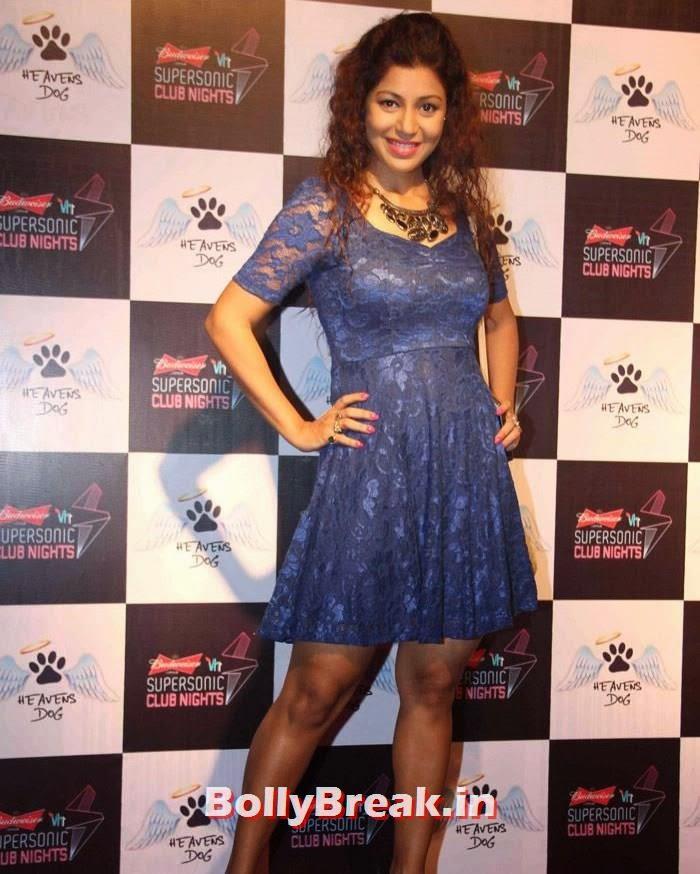 Debina Bonnerjee, Heavens Dog Launch - Indian Tv Celebs pics september 2014