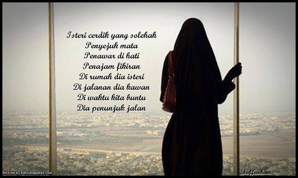 7 Ciri-ciri Isteri Tidak Solehah