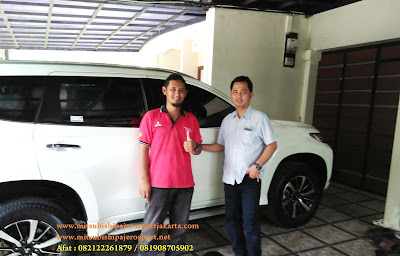 promo diskon all new pajero sport  2018