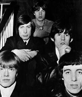 Οι Rolling Stones στα μέσα της δεκαετίας του '60