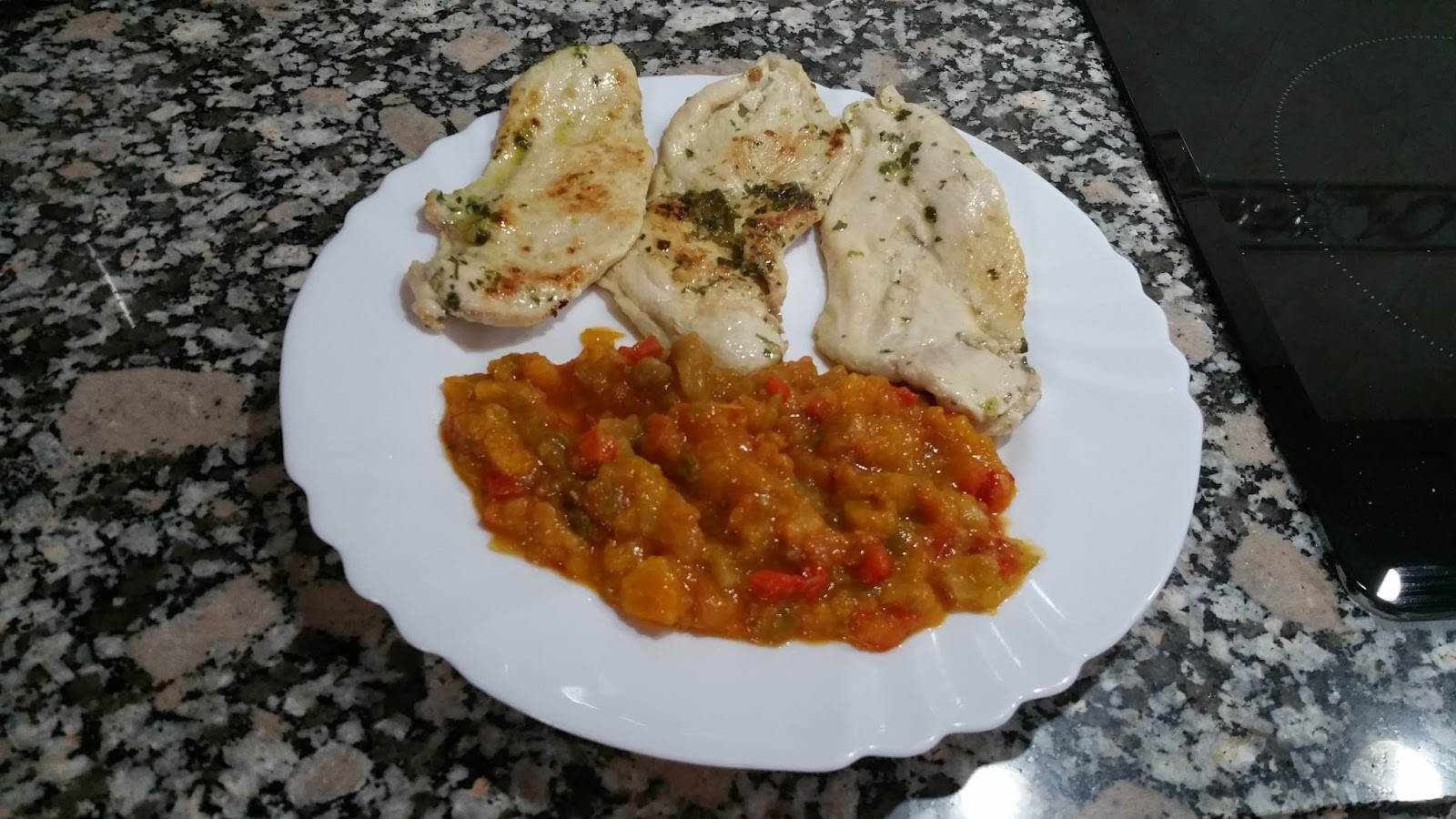 Recetas de toda la vida cocinar sencillo como me ense for Como cocinar filetes de pollo