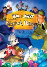 Tom Và Jerry Gặp Sherlock Holmes - Tom And Jerry Meet Sherlock Holmes 2010 Poster