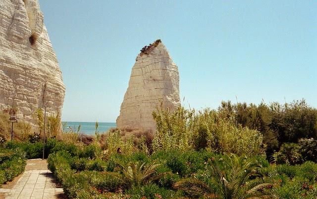 Faraglione Pizzomunno Puglia