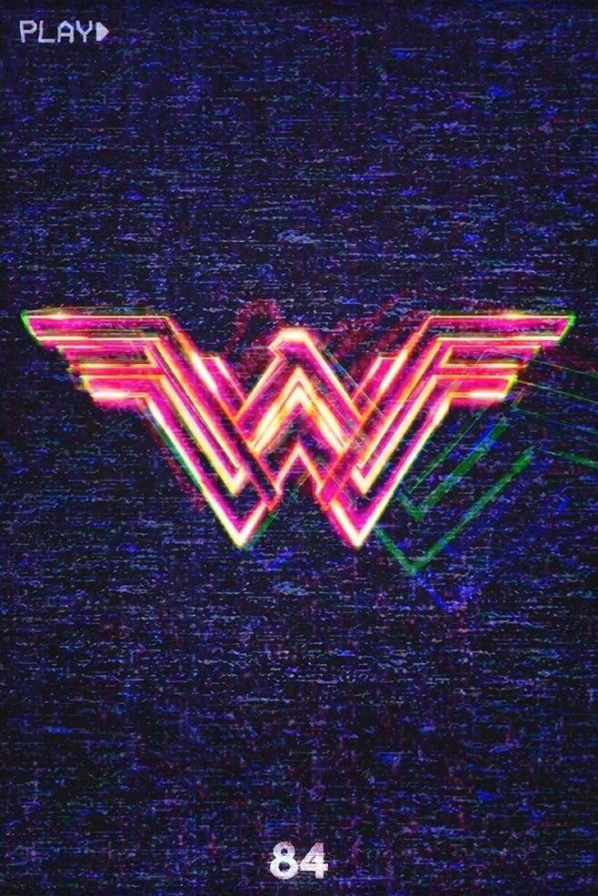 Warner Bros  Releases Teaser Posters For Wonder Woman 1984