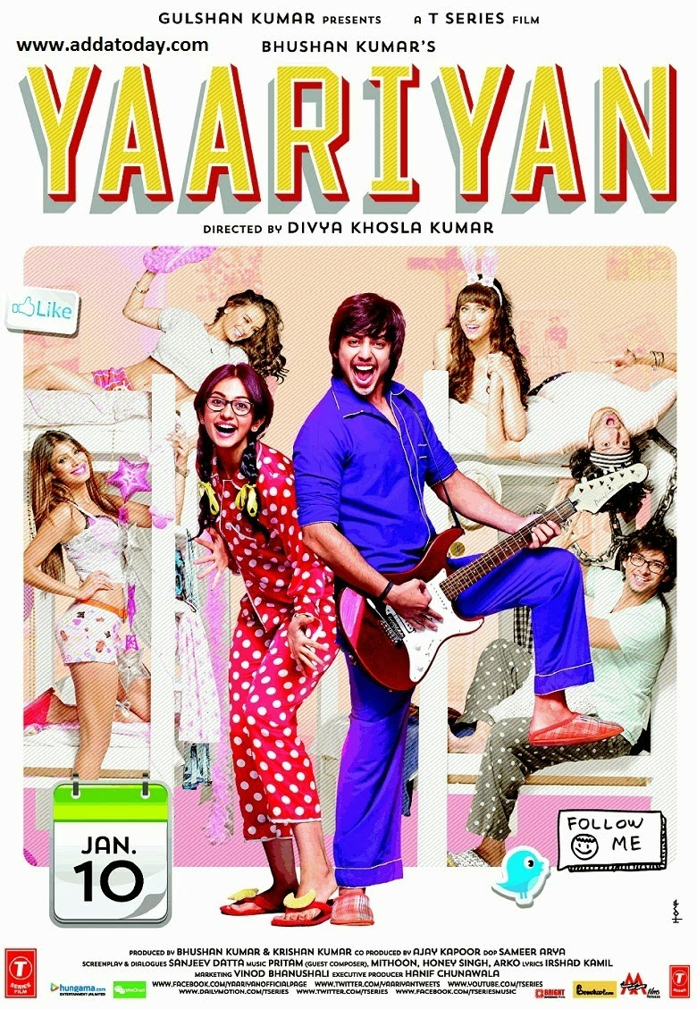 yaariyan full movie hd download youtubek