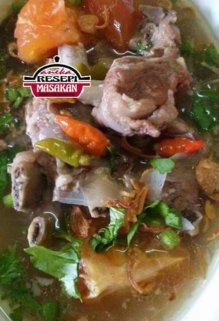 Resepi Sup Tulang Ala Thai http://banyakresepi.blogspot.my/