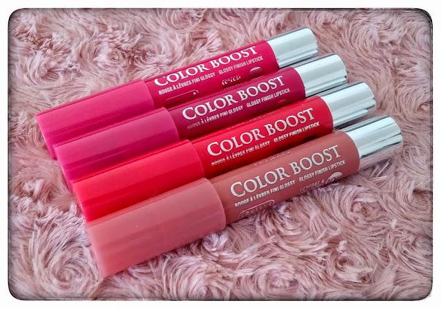 ♥ Les Colorboost de Bourjois ♥