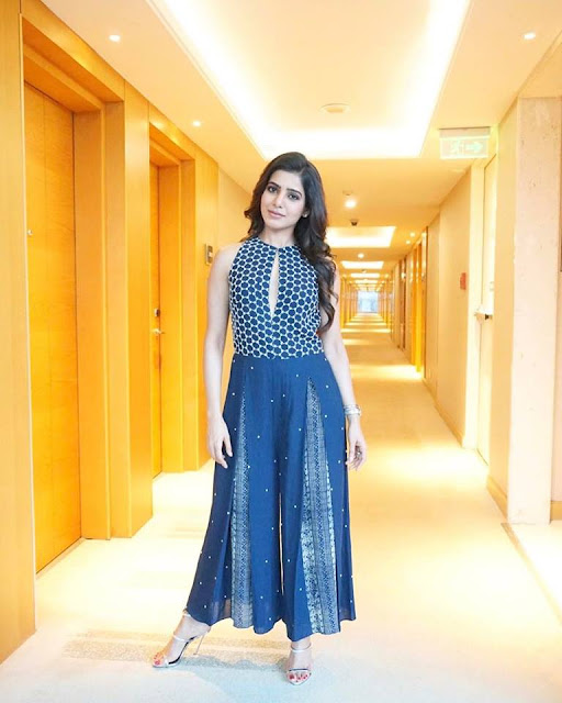 samantha latest photo for an event in chennai