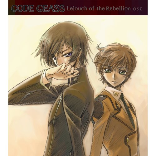 CODE GEASS Lelouch of the Rebellion Original Soundtrack [FLAC 24bit   MP3 320 / WEB]