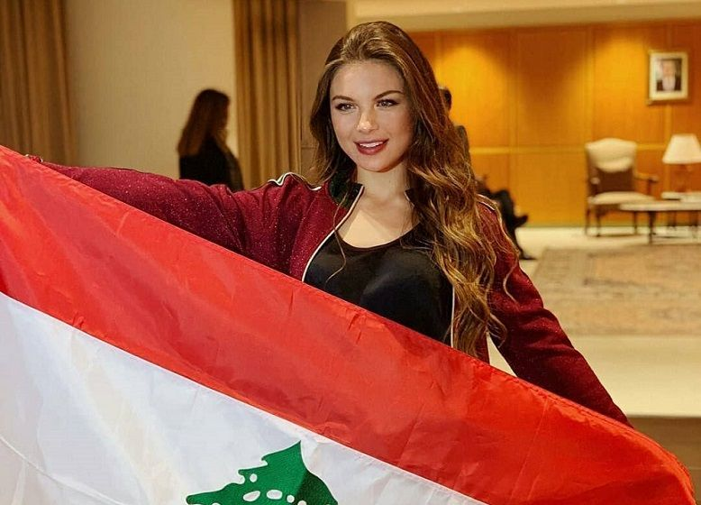 مايا رعيدي ملكة جمال لبنان 2018 جورجينا رزق ملكة جمال الكون
