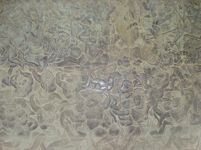 Ravana - Cambodian legend battle