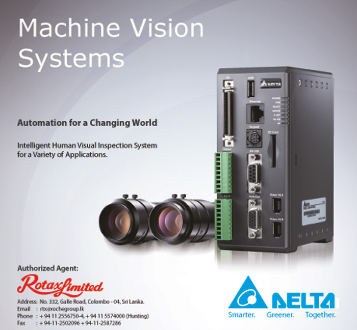 Rotax Limited | Machine Vision Systems