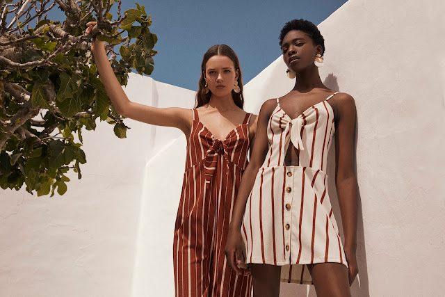 LEFTIES A PLACE IN THE SUN & SUMMER SPOTLIGHT WOMAN COLLECTION SS19