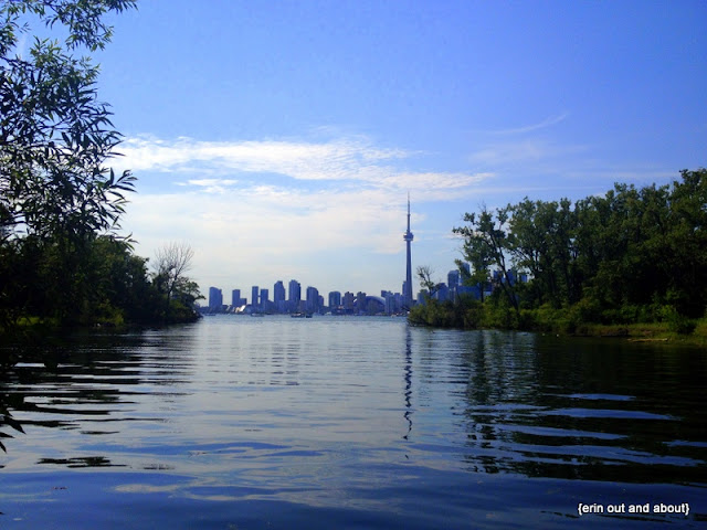 {Erin Out and About} Toronto Islands