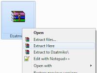 Cara Ekstrak File RAR dan ZIP Yang di Password Dengan Mudah