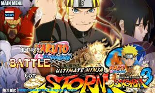 Naruto Sengki MOD Ninja Strom 3 v2 APK Untuk Android