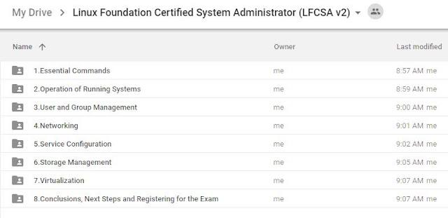 Chia sẻ khóa học Linux Foundation Certified System Administrator (LFCSA v2) - Linux Academy