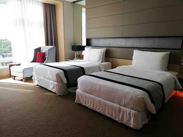 Penginapan Di Ancasa Royale Hotel Pekan