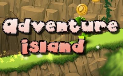 Adventure Island - Jeu de Plateforme / Arcade en Ligne