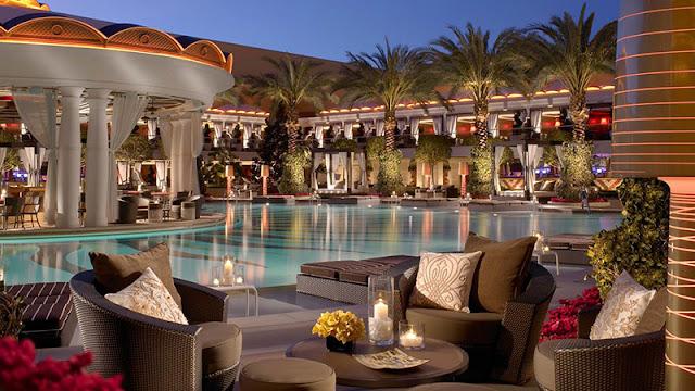Dicas de Las Vegas: O confortável Hotel Wynn em Las Vegas