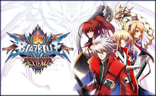 Game Yang Memiliki Versi Anime [BlazBlue]
