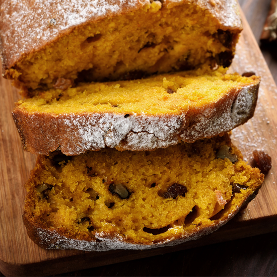Easy Vegan Gluten-Free Pumpkin Bread