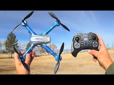 Spesifikasi Drone JJRC H11C - GudangDrone